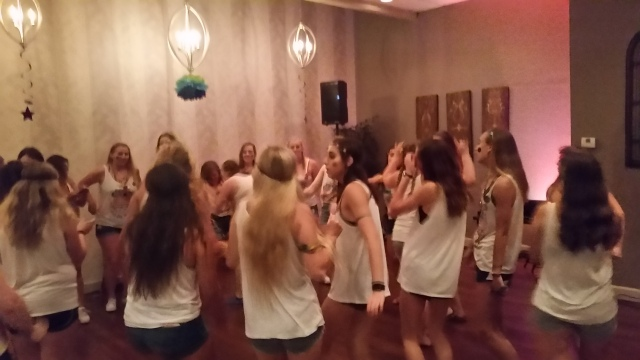 dancing sorority